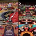 Pinball Arcade Table Pack 10: Attack from Mars and Genie PlayStation 3 Front Cover