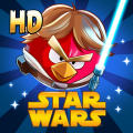 Angry Birds: Star Wars iPad Front Cover