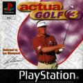 Actua Golf 3 PlayStation Front Cover
