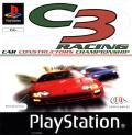 Max Power Racing PlayStation Front Cover