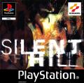 Silent Hill PlayStation Front Cover