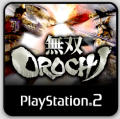 Warriors Orochi PlayStation 3 Front Cover