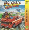 RoadBlasters Commodore 64 Front Cover