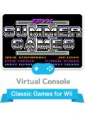 Summer Games II Wii Front Cover