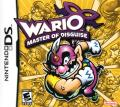 Wario: Master of Disguise Nintendo DS Front Cover