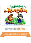 Legend of the River King GB Nintendo 3DS Front Cover