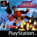 Agent Armstrong PlayStation Front Cover