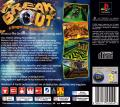 Breakout PlayStation Back Cover