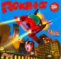 Roketz DOS Front Cover