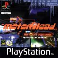 Motorhead PlayStation Front Cover