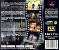 Fear Effect PlayStation Back Cover