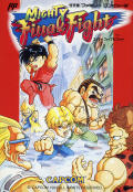 Mighty Final Fight NES Front Cover