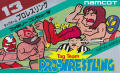 Tag Team Wrestling NES Front Cover
