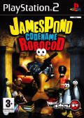 James Pond 2: Codename: RoboCod PlayStation 2 Front Cover