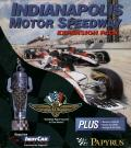 Indianapolis Motor Speedway Expansion Pack DOS Front Cover