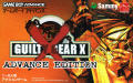 Guilty Gear X Game Boy Advance Front Cover