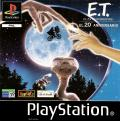 E.T. The Extra-Terrestrial: Interplanetary Mission PlayStation Front Cover
