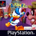 Disney's Donald Duck: Goin' Quackers PlayStation Front Cover
