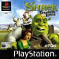 Shrek: Treasure Hunt PlayStation Front Cover