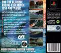 VR Sports Powerboat Racing PlayStation Back Cover