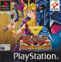 Yu-Gi-Oh!: Forbidden Memories PlayStation Front Cover