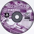 Austin Powers Pinball PlayStation Media