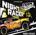 Team Hot Wheels: Night Racer - Rubble Ruckus Macintosh Front Cover