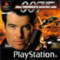 007: Tomorrow Never Dies PlayStation Front Cover