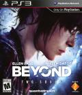 Beyond: Two Souls PlayStation 3 Front Cover