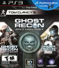 Tom Clancy's Ghost Recon: Anthology PlayStation 3 Front Cover