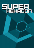 Super Hexagon Macintosh Front Cover