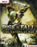 Rise & Fall: Civilizations at War Windows Front Cover