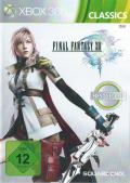 Final Fantasy XIII Xbox 360 Front Cover