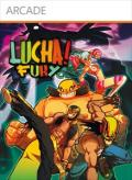 Lucha Fury Xbox 360 Front Cover