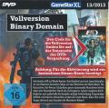 Binary Domain Windows Front Cover