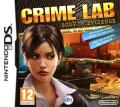 Crime Lab: Body of Evidence Nintendo DS Front Cover