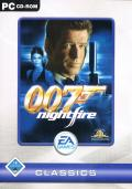 007: Nightfire Windows Front Cover