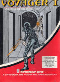 Voyager I: Sabotage of the Robot Ship Apple II Front Cover