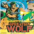 Operation Wolf FM Towns Front Cover