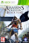 Assassin's Creed IV: Black Flag (Special Edition) Xbox 360 Front Cover