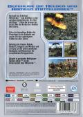 The Lord of the Rings: The Battle for Middle-Earth Windows Back Cover