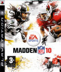 Madden NFL 10 PlayStation 3 Front Cover