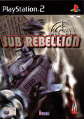 Sub Rebellion PlayStation 2 Front Cover
