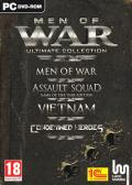 Men of War: Ultimate Collection Windows Front Cover