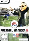 FIFA Manager 11 Windows Front Cover
