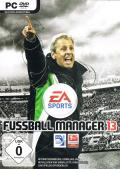 FIFA Manager 13 Windows Front Cover