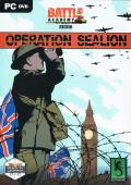 Battle Academy: Operation Sealion Windows Front Cover