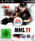 NHL 11 PlayStation 3 Front Cover