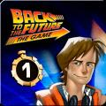 Back to the Future: The Game PlayStation 3 Front Cover Episode 1