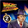 Back to the Future: The Game PlayStation 3 Front Cover Episode 2